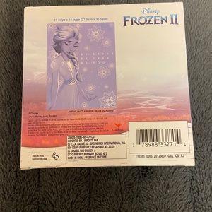 Frozen II 500 pcs. puzzle.Brand New w/ sealed box.